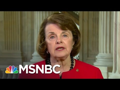 Senator Dianne Feinstein On 'No Fly, No Buy' Bill | Hardball | MSNBC