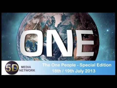 The One People- Interview with Kiri from NZ 19th July 2013