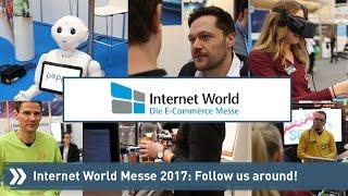 Internet World Messe 2017: Follow us around!