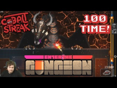 Gungeon Supply Update! #16 - 100% TIME! - Cobalt Streak