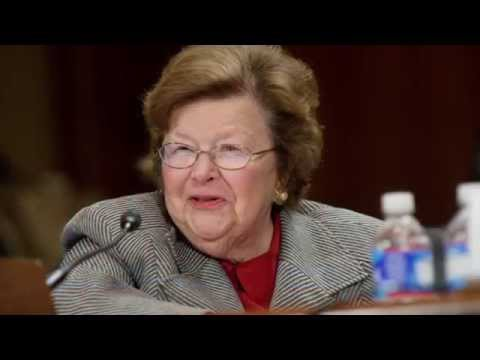 NASA Congratulates Barbara Mikulski on Presidential Medal of Freedom