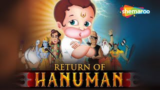 Beliebten Animierten Film | Return Of Hanuman (HD) - OFFIZIELLER Full Movie | Shemaroo Kinder Hindi