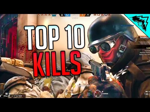 Thumbnail: IMPOSSIBLE TO WIN - Rainbow Six Siege TOP 10 Funny/WTF/Reaction Moments - WBCW 191 StoneMountain64
