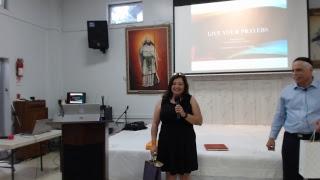 Live Your Prayer. Speech by Ervad. Tehemton Mirza at the Zoroastrian Society of Ontario