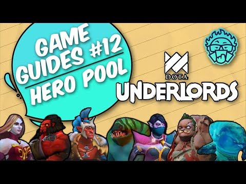 The Shared Hero Pool - Tips & Strategies |  Dota Underlords Game Guide #12