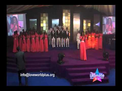The Ultimate Choir Competition Season 1 Episode 1: CE Lagos Zone 1