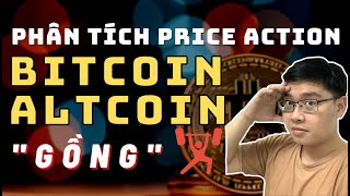 ✅Phân Tích Bitcoin-Altcoin Theo Price Action - Gồng - 20/3 | TraderViet