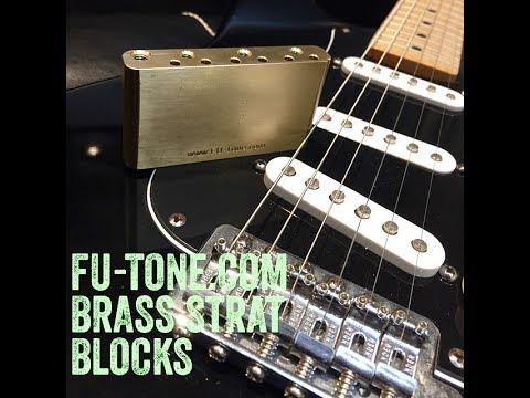 Stratocaster- Big Blocks