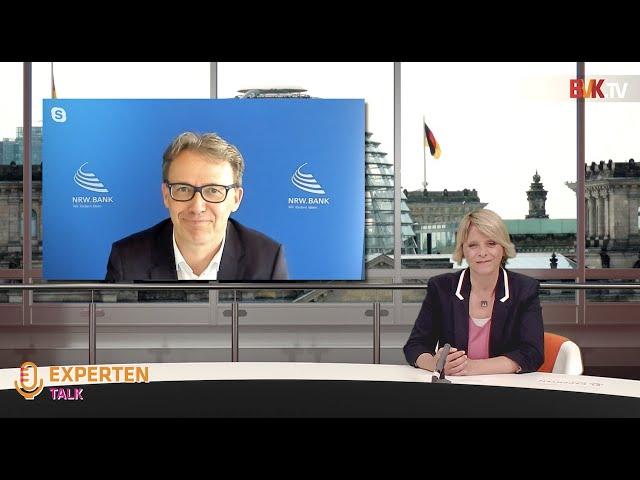 Christoph Büth, Bereichsleiter Eigenkapitalfinanzierungen NRW.BANK: NRW.Start-up akut