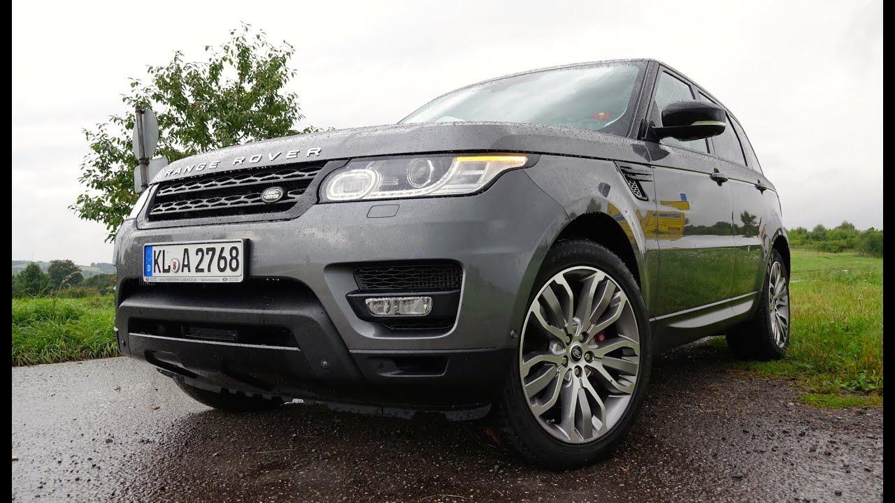2014 Range Rover SPORT SDV6 292hp DRIVE & SOUND 1080p