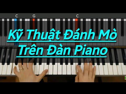 ✅ Kỹ Thuật Đánh Mò Giai Điệu Trên Đàn Piano   Cách Học Hiệu Quả Cho Người Lớn Tuổi Khi Học Đàn Piano