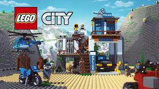 LEGO City Mountain Police | B&M Stores