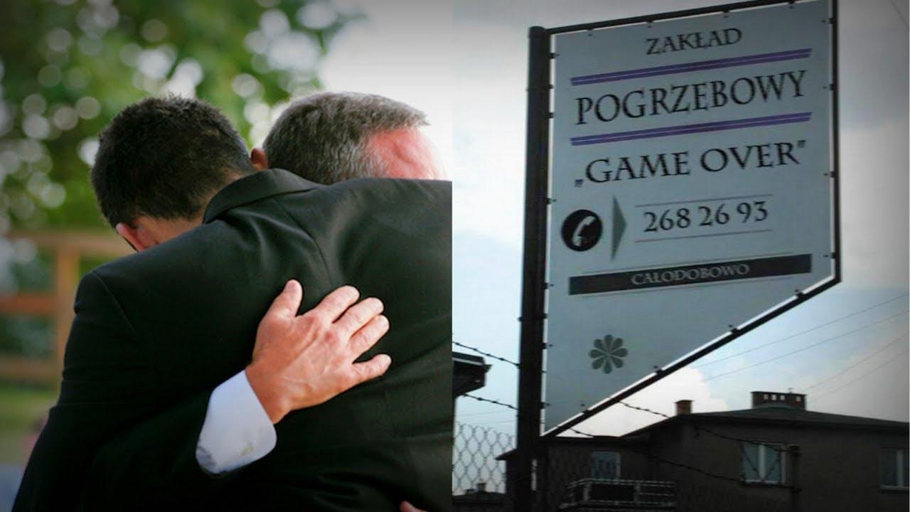 5 najbardziej oryginalnych nazw firm pogrzebowych w Polsce