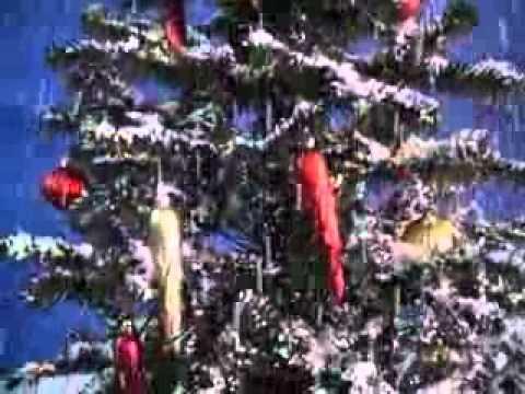 arbol de navidad nevado gadgets