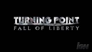 Turning Point: Fall of Liberty PC Games Trailer - Invasion