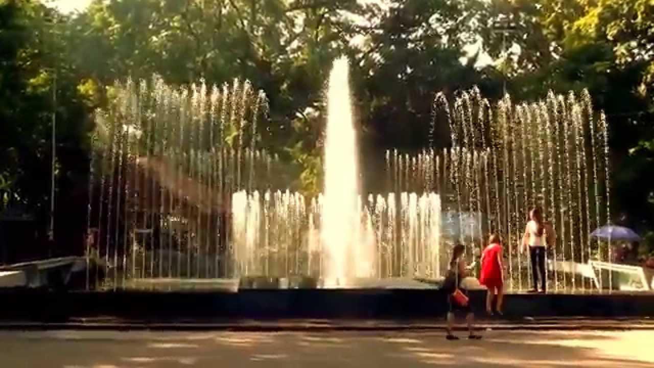 фото харьков парк шевченко