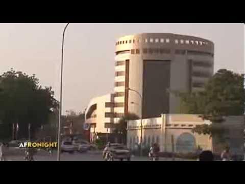 Ndjamena la capitale tchadienne.
