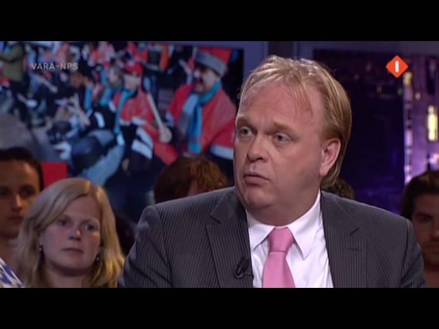 Pauw & Witteman - Den Haag vindt staking onverantwoord