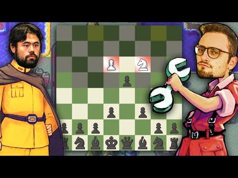 Fog of War Chess   GM Hikaru's First Ever Game