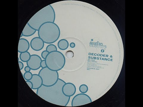 Decoder & Substance - Heist