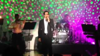 Concert Omid in brisbane Australia 2014