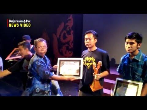 Video Pembuatan Baju Kulit Khas Dayak Berhasil Meraih Piala Jamang