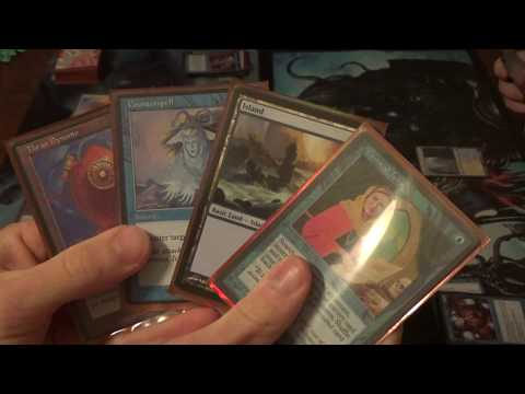 Prized Magic — Mono Blue Upheaval vs. Azorius Delver