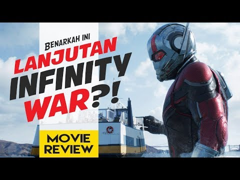 Ant-Man and the Wasp (2018) MOVIE REVIEW Indonesia