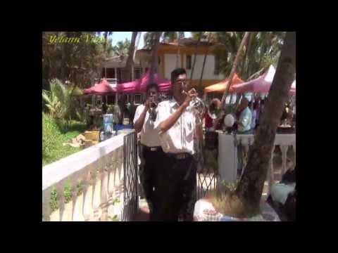 Goan TRADITIONAL BRASS BAND ( Francis ) May'2013