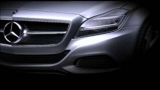 Mercedes-Benz Shooting Break Concept Car Videos