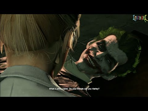 Batman: Arkham Origins - Playing As The Joker And Meet Harleen Quinzel