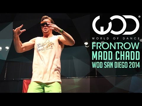 MADD CHADD  FRONTROW  World of Dance San Diego 2014 WODSD