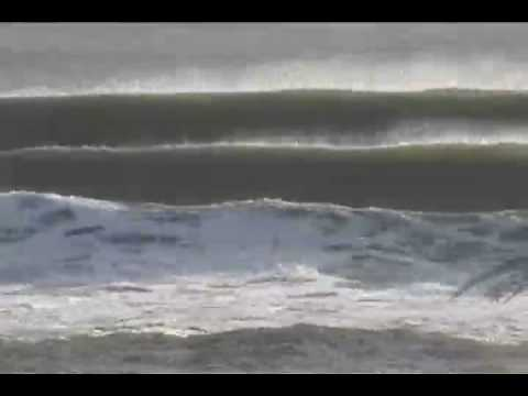 Bombs and Barrels | Cape Hatteras Surf Session