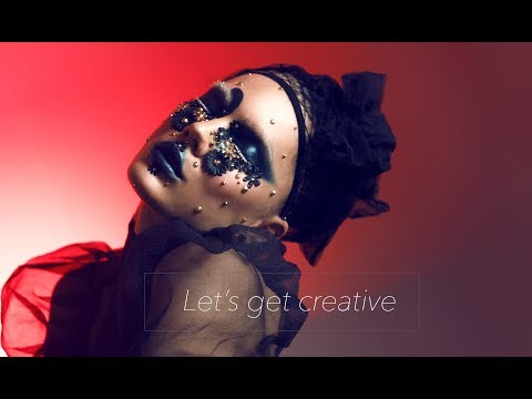 Finally A Creative Look | Linda Hallberg Tutorials