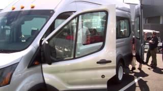 2015 Ford Transit 350HD 15 Passenger Van at Gresham Ford