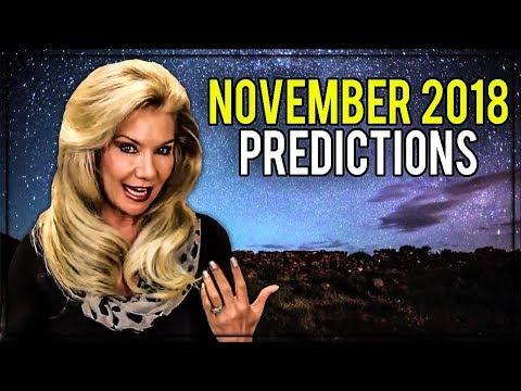 November 2018 Predictions: Dramatic Changes