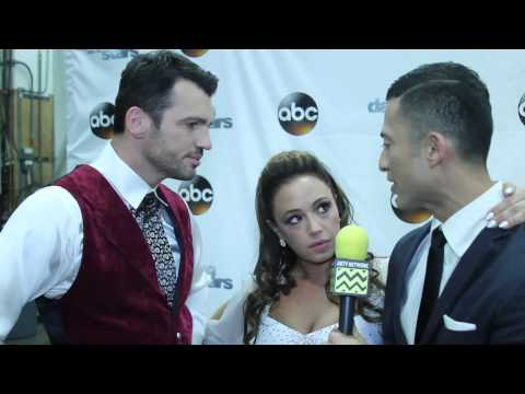 Dancing with the Stars - Leah Remini & Tony Dovolani AfterBuzz TV ...
