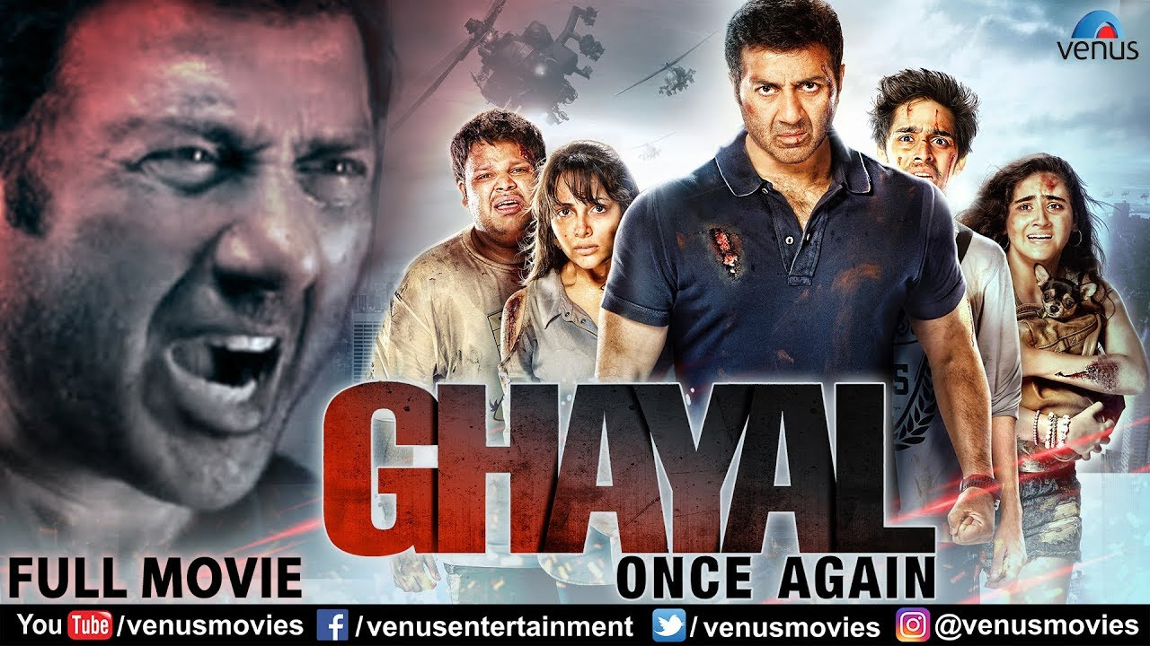 Download Ghayal Once Again | Full Hindi Movie | Sunny Deol | Om Puri | Hindi Movies | Action Movies