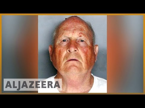???????? 'Golden State Killer' suspect arrested in California after DNA match | Al Jazeera English