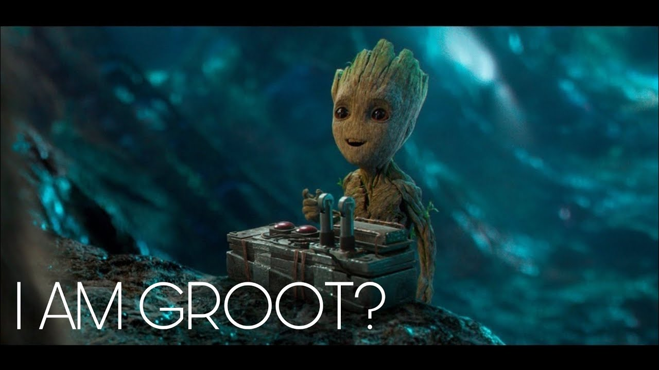 Guardians Of The Galaxy Vol 2 The Bomb Scene Baby Groot Youtube