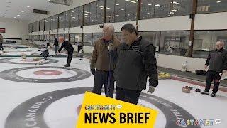 Blind curlers defend title