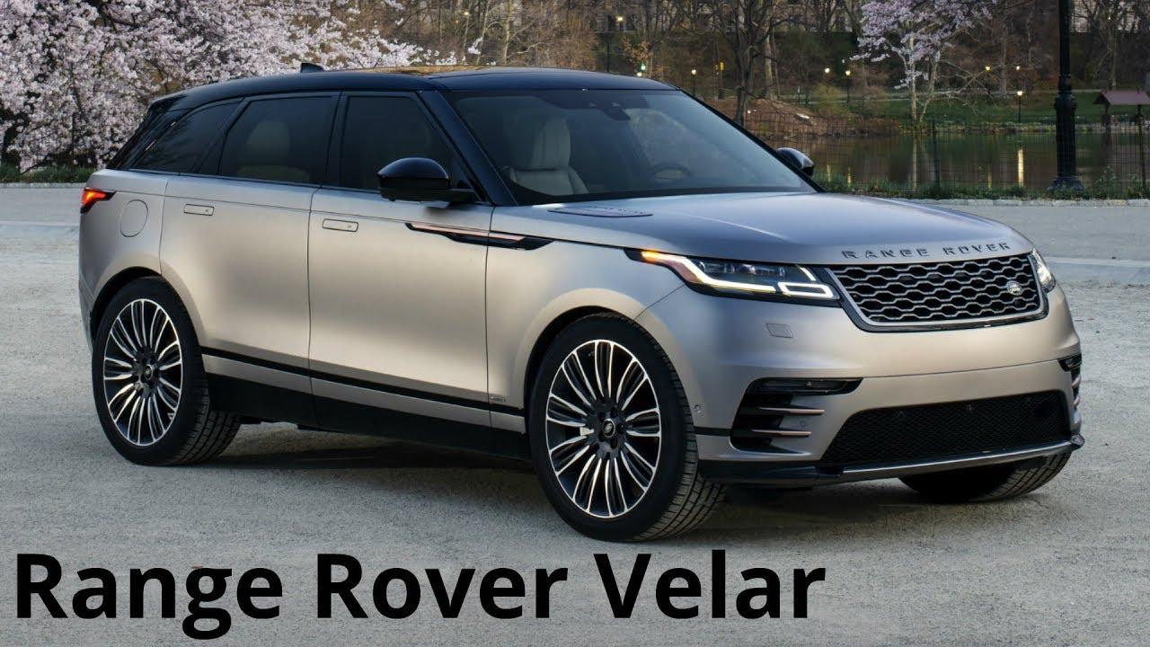 Land Rover Hse >> 2018 Range Rover Velar SI6 Petrol - Perfect SUV 450Nm ...