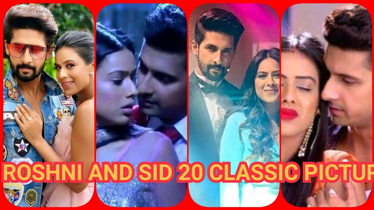 Download SID (Ravi dubey) and ROSHNI (Nia sharma)_ 20 best romantic and expensive pictures on king of hearts