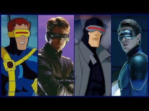Cyclops Evolution In Movies & Cartoons (2018)