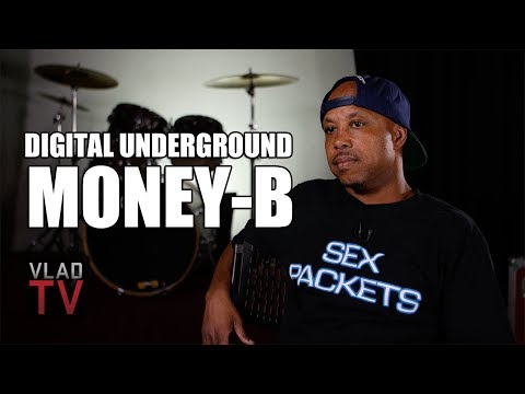 Money B on Working on 2Pac's 1st Album