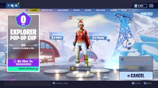 Fortnite bataille royale/gameplay/NEW SKIN