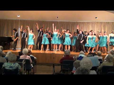 Dunwoody 2012 - Song #5 Billy Joel Medley - Upper Darby Shooting Stars