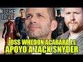Fuerza Zack Snyder Joss Whedon Acabar La Liga De La ...