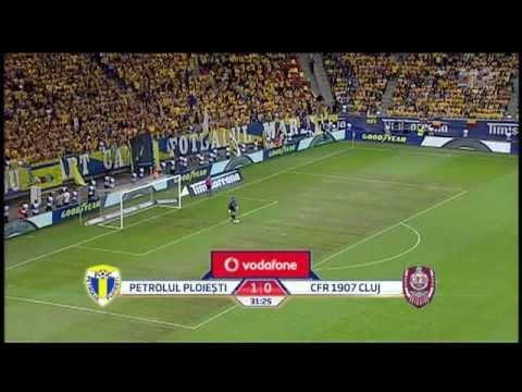 Steaua Bucuresti vs Petrolul Ploiesti : Penalty Shootout ...  |Petrolul