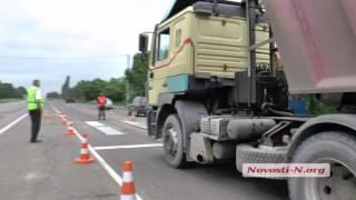 """Видео """"Новости-N"""": В Николаеве на весовой очередь"""